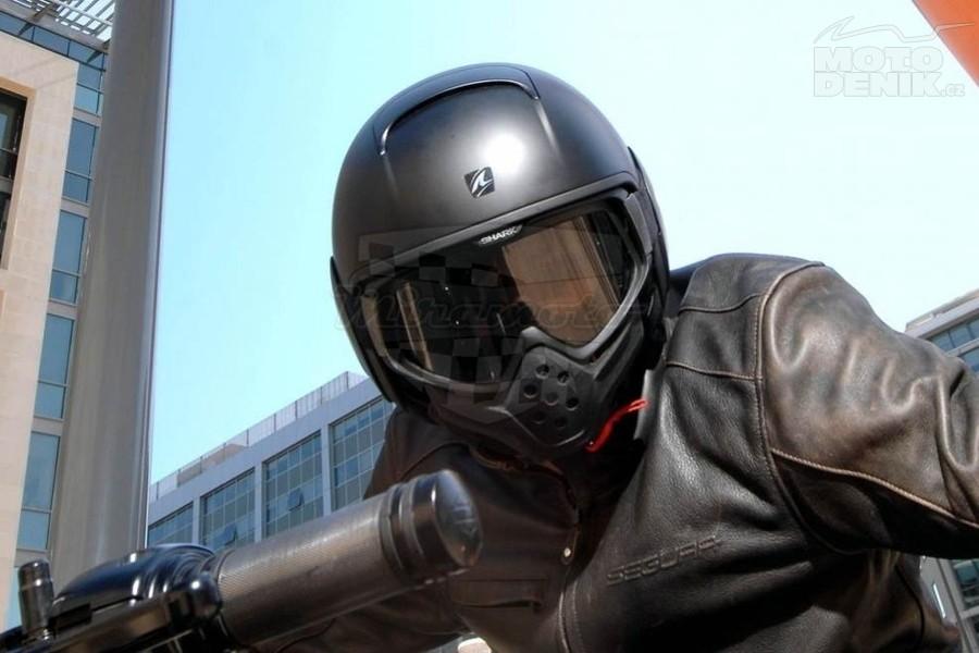 Evel Knievel Replica Harley Davidson Forums: No Helmet + Termis =