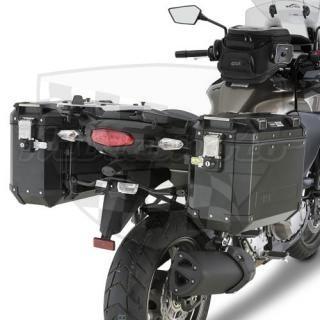 ce2da456f370e PL4105CAM nosič Kawasaki Versys 1000 (12-13) pro hliníkové boční kufry PL  4105 | Motoshop Miramoto - Již od roku 1993