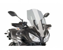 Windscreen TOURING 9212H smoke Yamaha MT-07 Tracer 16-17