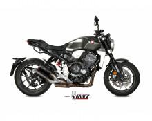 2 koncovky výfuku MIVV MK3 H.069.LM3C karbon Honda CB 1000 R Neo Sports Cafe 18-