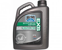 Motorový olej EXS FULL SYNTHETIC ESTER 4T 10W-40 4 l