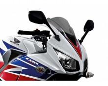 Windscreen RACING Puig 7228H smoke Honda CBR 300 R 15-16