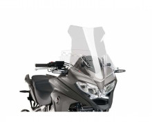 Windscreen TOURING Puig 7626W průhledný Honda VFR 800 Crossrunner 15-17