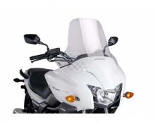 Windscreen TOURING Puig 7227W průhledný Honda CTX 700 14-17