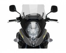 Ochranný kryt světlometu PUIG 9736W průhledný Suzuki DL 650 Strom XT 17-