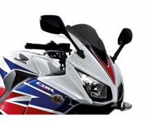 Windscreen RACING Puig 7228F dark smoke Honda CBR 300 R 15-16