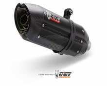 Koncovka výfuku SUONO H.039.K9 Černá ocel Honda CBR 1000 RR 08-13