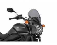 Windshield NEW. GEN SPORT 7009H smoke Honda CTX 700 14-17