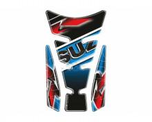 Tank pad Puig WINGS 4724A modrá Suzuki