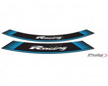 Rim strip RACING 5531A modrá set of 8 rim strips Racing modrá