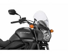 Windshield NEW. GEN SPORT 7009W průhledný Honda CTX 700 14-17