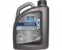 Motorový olej EXL MINERAL 4T 20W-50 4 l