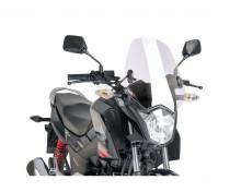 Windshield NEW. GEN SPORT Puig 7726W průhledný Honda CBF 125 F 15-17