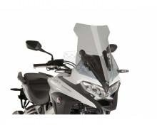 Windscreen TOURING Puig 9444H smoke Honda VFR 800 Crossrunner 17-18