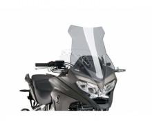 Windscreen TOURING Puig 7626H smoke Honda VFR 800 Crossrunner 15-17