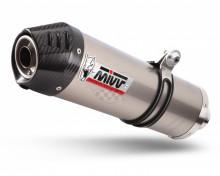 Koncovka výfuku OVAL S.049.LNC Titanium / Carbon cap