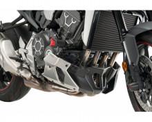 Spoiler motoru PUIG 9746J matná černá včetně samolepek HONDA CB 1000 R NEO SPORTS CAFE