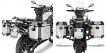 PL5103CAM nosič BMW F650/700/800 GS (08-13) pro hliníkové boční kufry Givi PL 5103