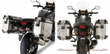 PL1121CAM nosič Honda CB 500 X (13-14) pro hliníkové boční kufry Givi PL 1121