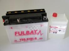 Baterie Fulbat Y50N18L-A