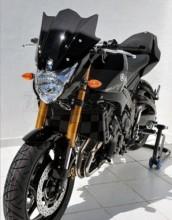 Ermax plexi Yamaha FZ-8 N 10-15 Noir Clair 30cm