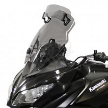 MRA Vario plexi Kawasaki Versys 650 / 1000 15- šedé