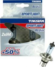 Žárovka Tungsram Sportlight H4 12V-60/55W +50% 53800NHSU sada