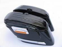 Boční kufry HLCHG Big Black AMZ006N