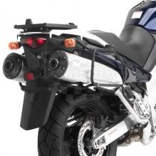PL528 trubkový nosič Suzuki DL 1000 V-Strom (02-11)/Kawasaki KLV 1000 (04-10) pro boční kufry