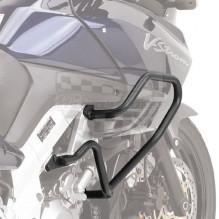 TN528 padací rámy Suzuki DL 1000 V-Strom (02-11)/Kawasaki KLV 1000 (04-10), černé
