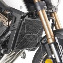 PR1173 kryt chladiče motoru Honda CB 650 R (19-20), černý lakovaný