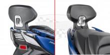 TB6112A opěrka spolujezdce Kymco Xciting S 400i (18-20), nelze montovat společně s kufrem