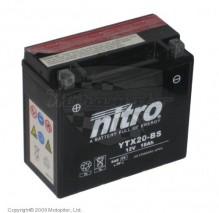 Moto baterie Nitro YTX20-BS Harley Davidson