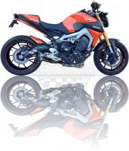 Výfuk Ixil Yamaha MT-09 13-15 , XRS 900 16- XY 9380 XB
