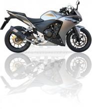 Výfuk Ixil Honda CB 500 R/X/F OH 6033 VCG Carbon