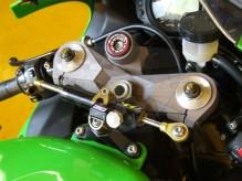 Tlumič řízení Hyperpro Kawasaki ZX-10R 06-11 22 poloh