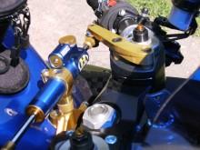 Tlumič řízení Hyperpro Kawasaki ZZR 1400 06-13 22 poloh