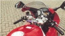 Tlumič řízení Hyperpro Honda VTR 1000 Firestorm 22 poloh