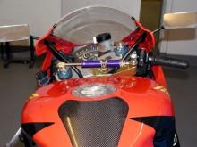 Tlumič řízení Hyperpro Honda VTR 1000 SP1 22 poloh