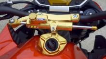 Tlumič řízení Hyperpro Kawasaki Z 1000 10-13 22 poloh