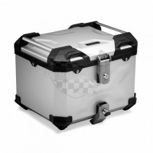 Kufr Trax Adventure 38 stříbrný SW Motech ALK.00.733.15000/S