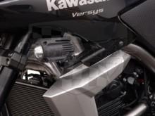 Držák světel SW HAWK sada Kawasaki 650 Versys 10-14 NSW.08.004.10200/B