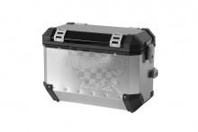 Boční hliníkový kufr SW Motech Evo 45L ALK.00.165.10000L/S stříbrný levý