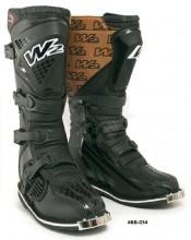 Boty W2 E - MX6 černé