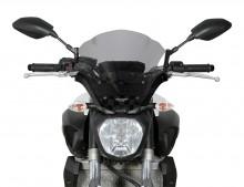Plexi MRA Racing Yamaha MT-07 14-17