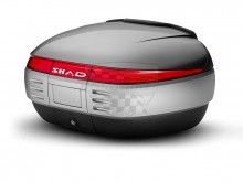 Kufr Shad SH 50 černý D0B5000