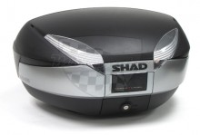 Kufr Shad SH 48 černý D0B48100