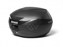 Kufr Shad SH 39 černý D0B39100
