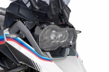 Ochranný kryt předního světla Puig 7567W BMW R 1200 GS LC 13-14