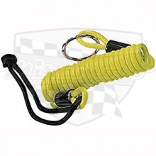 Reflexní připomínač zámku kotouče Oxford Minder cable